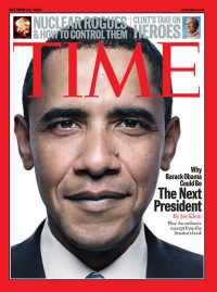 Barack Obama en The Time