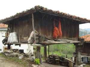 horreo asturiano