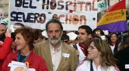 manifestacion de medicos