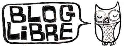 Buho del blog libre