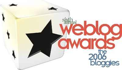 Sixth Annual Weblog Awards 2006