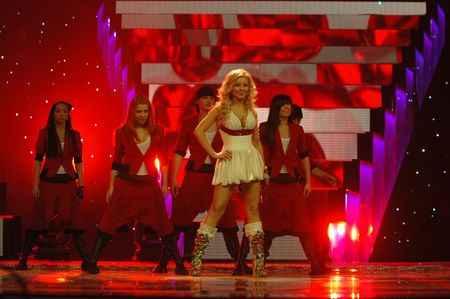 Tina Karol 1-Eurovision