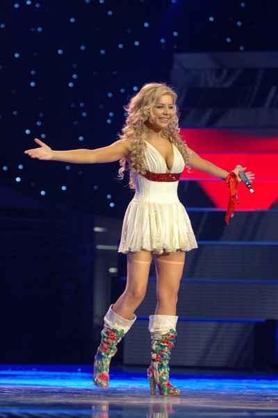 tina Karol 2-Eurovisión