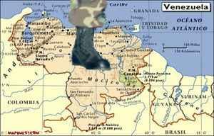 venezuela pisoteada