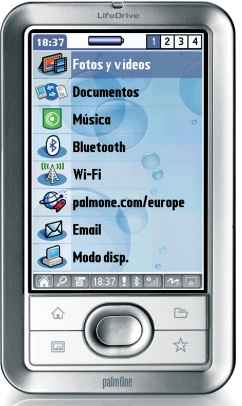 PalmOne Life-drive