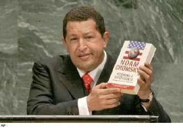 Hugo Chávez en la ONU