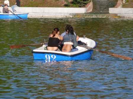 bote de remos