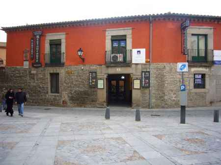 Restaurante de Avila