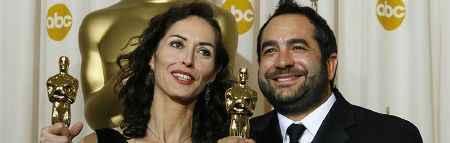 ganadores del Oscar