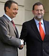 Zapatero-Rajoy