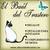 Banner el baul del trastero, tienda online