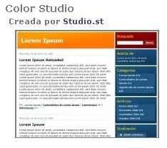Plantillas Color Studio