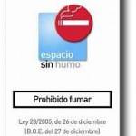 No fumadores, por favor.