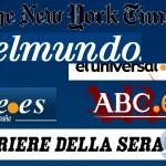 De periódicos y blogs