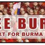 Birmania libre, los muertos de la revolución azafrán