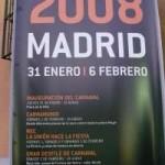 Carnavales de Madrid 2008