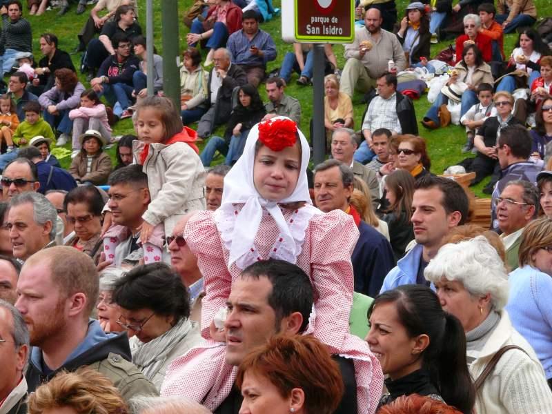 feria san isidro madrid 2007: