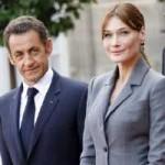 ¿Carla Bruni y Nikolás Sarkozy, o Sarkozy y Bruni?