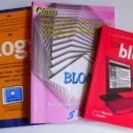 Tres buenos libros sobre blogs