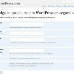 Registrarse en WordPress.com sin sorpresas desagradables