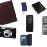 Todos los gadgets que ya no llevo en los bolsillos