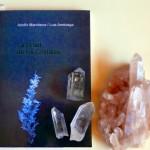 La mitad de los cristales