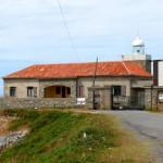 El faro de Cabo Vidio en Asturias