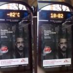 Bajo cero en Madrid