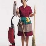 Los trabajadores del hogar o servicio doméstico
