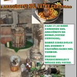 Castañas asadas con sidra dulce asturiana