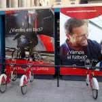 Zaragoza y su polémico tranvía; bicicletas y patines