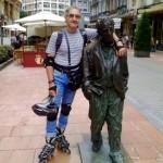 Oviedo, la ciudad preferida de Woody Allen