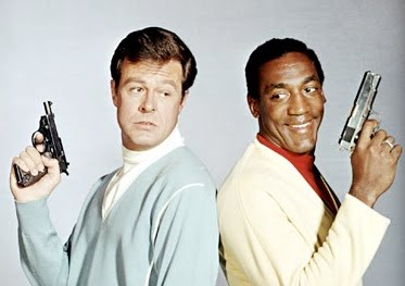 Bill Cosby y Robert Cullp, Spy