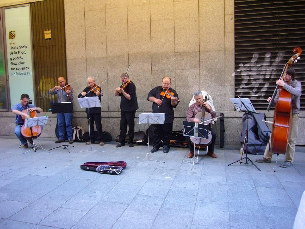 grupo de músicos