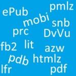Convertir eBooks a diferentes formatos electrónicos