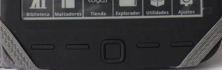 Wibook 801-botones