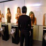De urinarios y sanitarios para caballeros